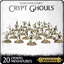 Warhammer Age of Sigmar. Flesh-eater Courts: Crypt Ghouls