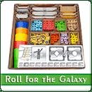 Органайзер для настольной игры Roll for the Galaxy