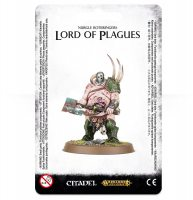 Warhammer Age of Sigmar. Nurgle Rotbringers: Lord of Plagues