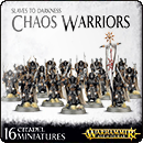 Warhammer Age of Sigmar. Slaves to Darkness: Chaos Warriors