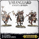 Warhammer Age of Sigmar. Everchosen: Varanguard Knights of Ruin