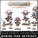 Warhammer Age of Sigmar: Kharadron Overlords Battleforce – Barak-Nar Skyfleet