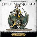 Warhammer Age of Sigmar. Ironjawz: Orruk Maw-Krusha