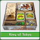 Органайзер для настольной игры King of Tokyo