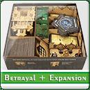 Органайзер для настольной игры Betrayal at House on the Hill + Expansion