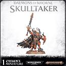 Warhammer Age of Sigmar (Warhammer 40000). Daemons of Khorne: Skulltaker