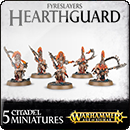 Warhammer Age of Sigmar. Fyreslayers: Hearthguard