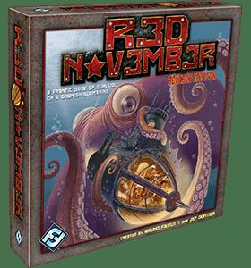Настольная Игра Red November (Красный Ноябрь)