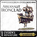 Warhammer Age of Sigmar. Kharadron Overlords: Arkanaut Ironclad