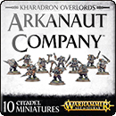 Warhammer Age of Sigmar. Kharadron Overlords: Arkanaut Company