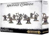 Warhammer Age of Sigmar. Kharadron Overlords: Arkanaut Company