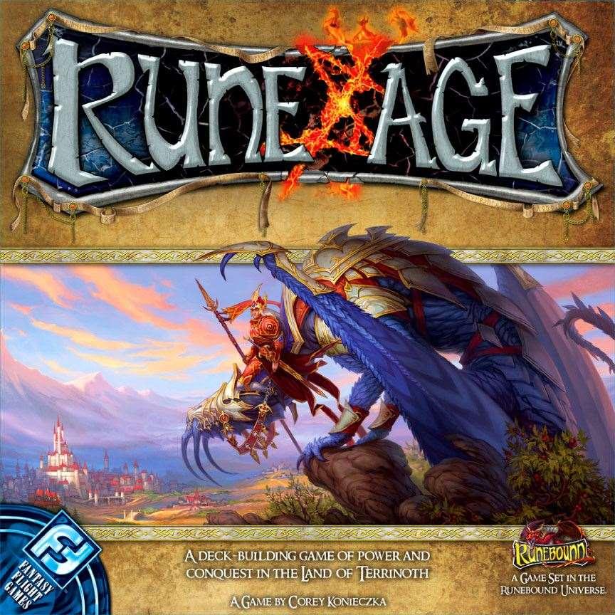 Настольная игра Rune Age | Игромаг - Мир Настольных Игр