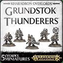 Warhammer Age of Sigmar. Kharadron Overlords: Grundstok Thunderers