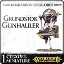 Warhammer Age of Sigmar. Kharadron Overlords: Grundstok Gunhauler