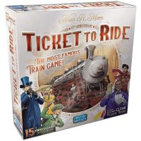 Ticket to Ride: US 15th Anniversary Edition