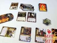 Настольная игра - Lord of the Rings Властелин Колец ЖКИ