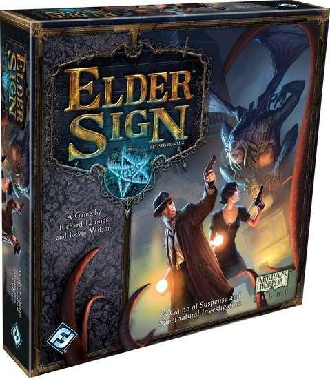 Настольная Игра Elder Sign