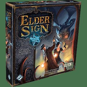 Настольная Игра Elder Sign (Древний знак)