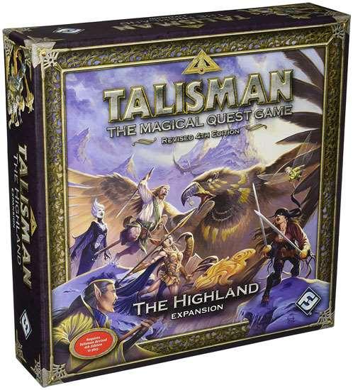 Настольная Игра Talisman (Revised 4th Edition): The Highland Expansion