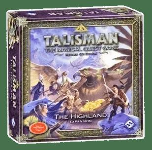 Настольная Игра Talisman - The Highland (Горная страна)