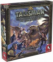 Talisman (4th Edition): The Highland