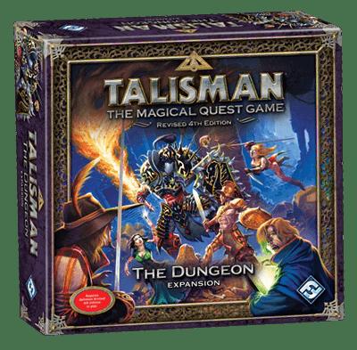 Настольная Игра Talisman - The Dungeon (Подземелье)