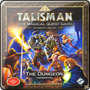 Talisman (4th Edition): The Dungeon