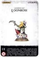 Warhammer Age of Sigmar. Gloomspite Gitz: Loonboss