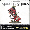 Warhammer Age of Sigmar. Gloomspite Gitz: Mangler Squigs