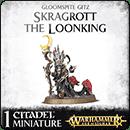 Warhammer Age of Sigmar. Gloomspite Gitz: Skragrott the Loonking