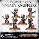 Warhammer Age of Sigmar. Gloomspite Gitz: Sneaky Snufflers