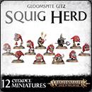 Warhammer Age of Sigmar. Gloomspite Gitz: Squig Herd