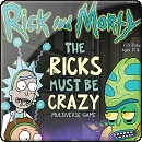 Rick and Morty: The Ricks Must Be Crazy