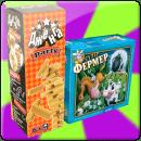 Комплект настольных игр «Праздник детей»