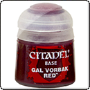 Citadel Base: Gal Vorbak Red