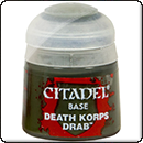 Citadel Base: Death Korps Drab