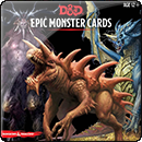 Dungeons & Dragons. Monster Cards: Epic Monsters