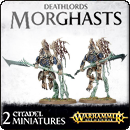 Warhammer Age of Sigmar. Deathlords: Morghasts