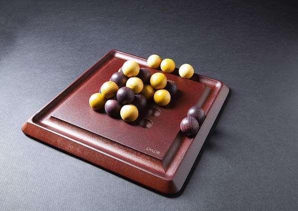 Настольная игра - Абстрактная игра Pilos