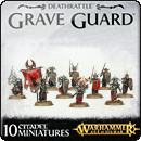Warhammer Age of Sigmar. Deathrattle: Grave Guard