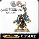 Warhammer Age of Sigmar. Ironjawz: Orruk Weirdnob Shaman