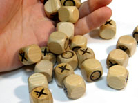 Настольная игра - Абстрактная игра Quixo (Квиксо)