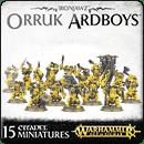 Warhammer Age of Sigmar. Ironjawz: Orruk Ardboyz