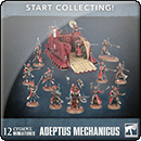 Warhammer 40000. Start Collecting! Adeptus Mechanicus