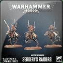 Warhammer 40000. Adeptus Mechanicus: Serberys Raiders
