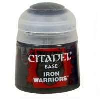 Citadel Base: Iron Warriors