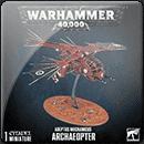 Warhammer 40000. Adeptus Mechanicus: Archaeopter