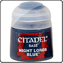 Citadel Base: Night Lords Blue