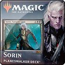 Magic: The Gathering: Core Set 2020. Planeswalker Deck. Sorin, Vampire Lord