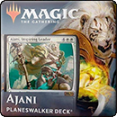 Magic: The Gathering: Core Set 2020. Planeswalker Deck. Ajani, Inspiring Leader